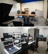 第1スタジオ、第1スタジオ調整室